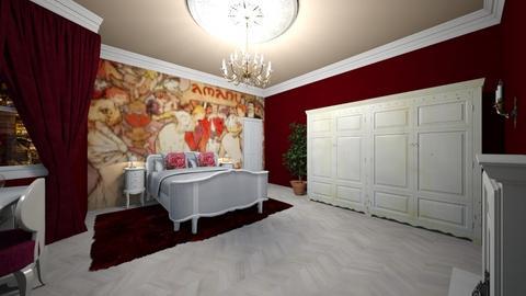 Cane Brea bedroom 1 - Bedroom - by Lisett