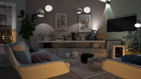 M_ 2021 - Living room  - by milyca8