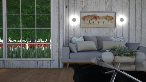nature living room - Living room  - by laurendesigns20