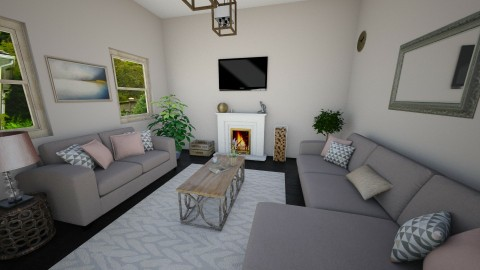 ppppp - Living room - by jessicalove