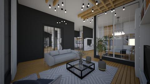 SoftLoft_GuestBedroom2 - Bedroom  - by lovasemoke