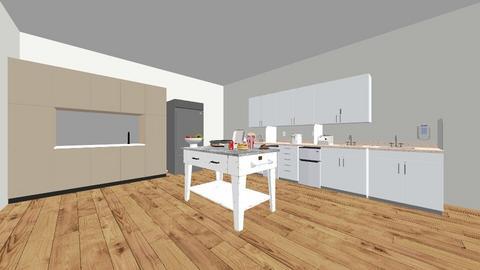 kitchen  - Kitchen  - by Jessicaaaa