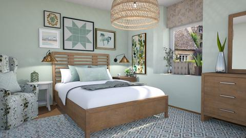 Sagey Bed - by sarah4368