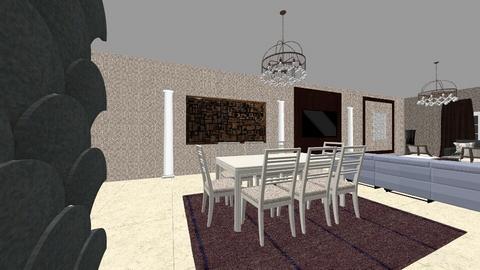 Kamel - Modern - Living room  - by kamel123
