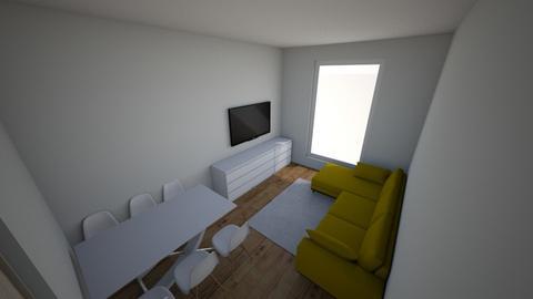 ihui - Living room  - by callmeniik