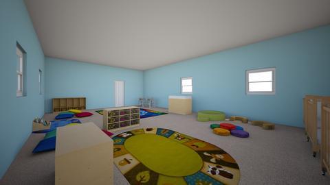 INFANT 1 - Kids room - by BNLBEBMGWMWBZMQQAWRHUTDFJTKGNHR