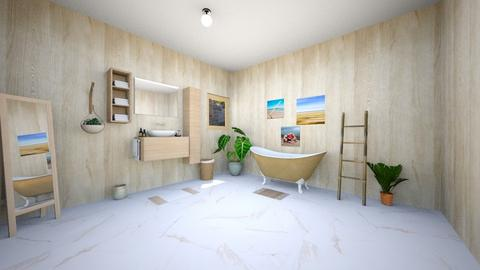 bathroomwood - Bathroom - by Emma_04