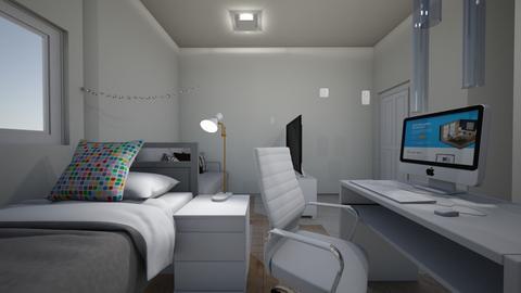 Casa pequena e moderna - Modern - by JoARQUITETA1