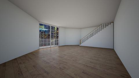 Living in New York - Modern - Living room  - by Oyisha