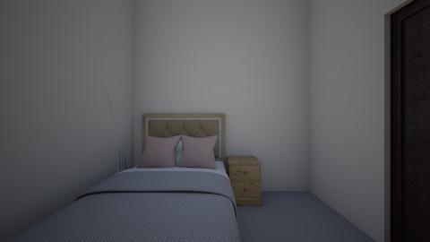 sypialnia - Bedroom - by aska525