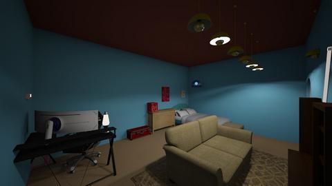Color design - Bedroom  - by YUHHHH