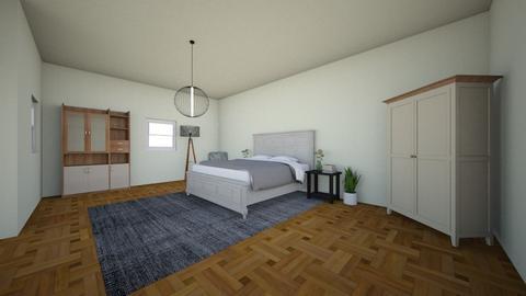 Modern Bedroom - Modern - Bedroom  - by Elodie_Bear