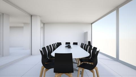 Conference Room - by astricella