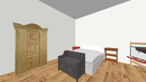 bedroom - by Marina12345