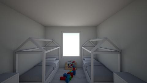 cambimb - Kids room  - by andra00borcan