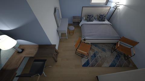 parents room - Bedroom  - by marshk