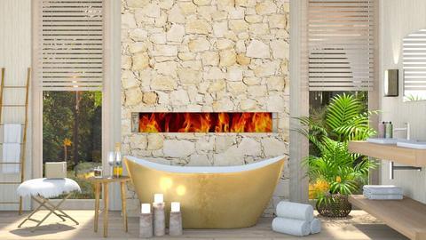 Bath - by BibiMarton