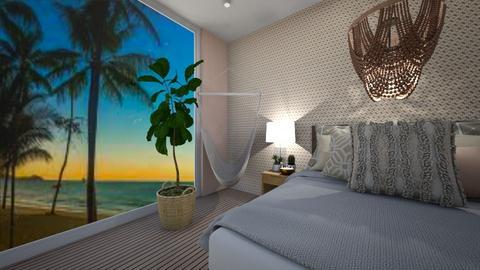 o r g a n i c  l i f e - Bedroom  - by MilksDaBunz