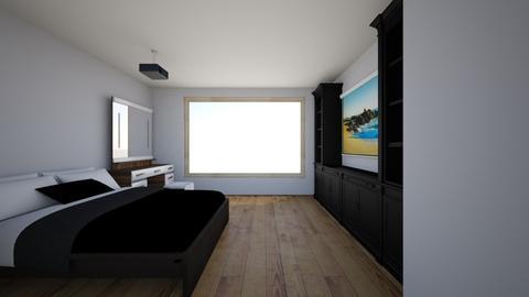 Dormitorio master - Bedroom  - by Ivanchoss