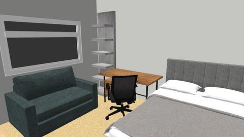 Dan Bedroom2 - Bedroom  - by DanWarner1