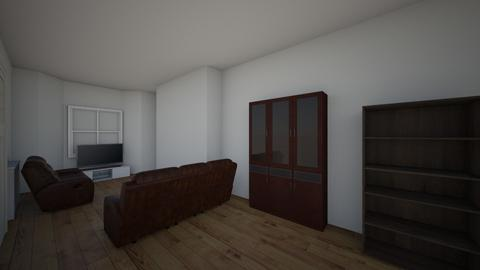 Living and Dining Room - Living room  - by Quiffco