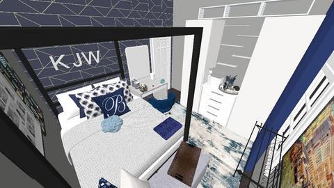 Jai Room My New Room  - Minimal - Bedroom - by MelanatedBeauty