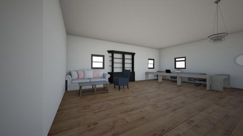 POMELO - Living room - by verdyana07