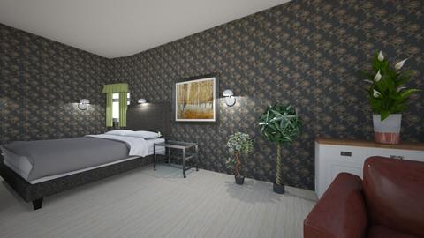 Josiahs Room - Bedroom  - by tgsrev