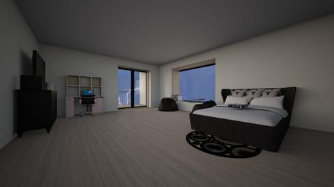 my space - Minimal - Bedroom  - by Alexisp06