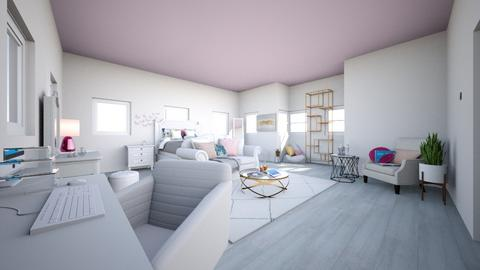 mein erstes schlafzimmer - Modern - Bedroom - by heyLiana