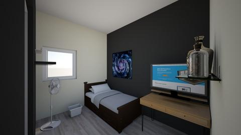 new bedroom - Bedroom  - by tadhg2100