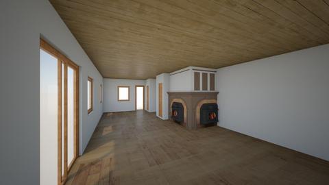 Nappalikonyha1 - Country - Living room  - by Mutyuke