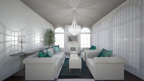 Oscar Living room - Classic - Living room  - by Keilla