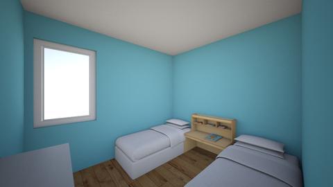 Hab peques1 - Kids room - by yo1974