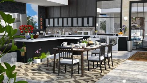 Jaya warehouse kitchen HD - Modern - Kitchen - by anchajaya