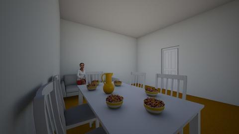 dunkin - Modern - Bedroom  - by lady_dunkin