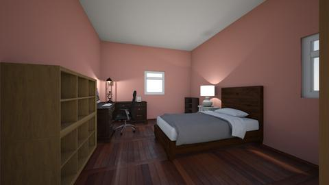 Room Design Project - Bedroom  - by BMears604
