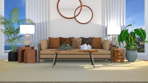 Neutral - Living room - by Samhain
