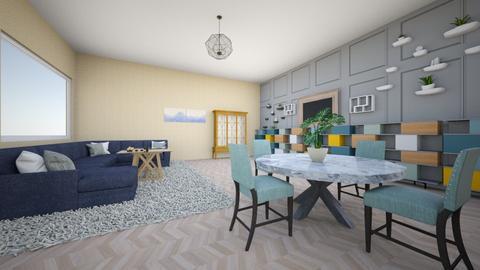 Modern living room - Modern - Living room - by gefenkl