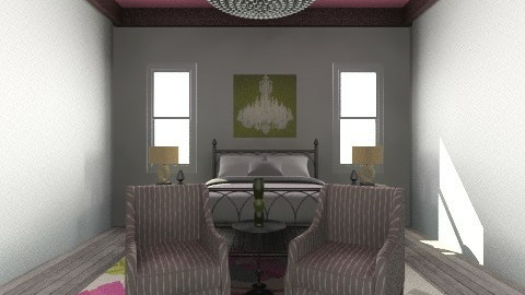 PINKness - Bedroom - by zaya6