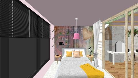Slaapkamer Laela bed - by Lokke Interieurstyling