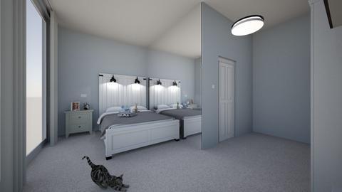 ketiga - Bedroom  - by reinaya