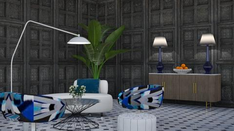 Panal - Eclectic - Living room  - by AlSudairy S