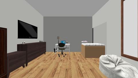 My dream bedroom  - Modern - Bedroom  - by Ellana Landers_47