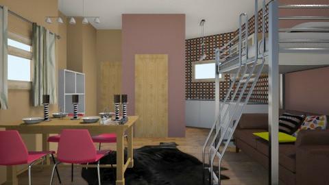 jhfjh - Living room - by Kataszabo