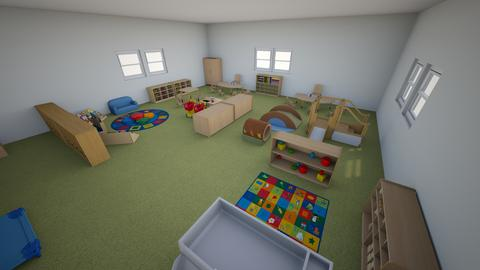 Toddler Room - Kids room - by ZYELRPZVWHYXQPGMCGWRWYZXWWKXCPC