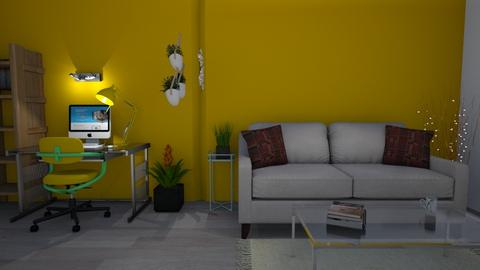 small apartment - Classic - Living room  - by ghhvghgvhvgvhvb