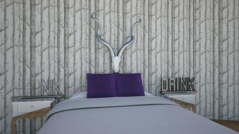 darius home - Bedroom - by Darius Davis