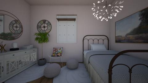 Girl room - Bedroom - by sak2007