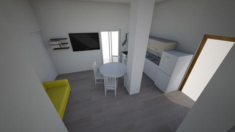 Living - Modern - Living room  - by emanueleleyland